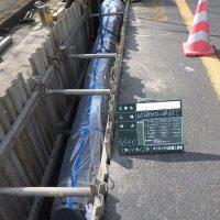 水道施設工事 本管更新